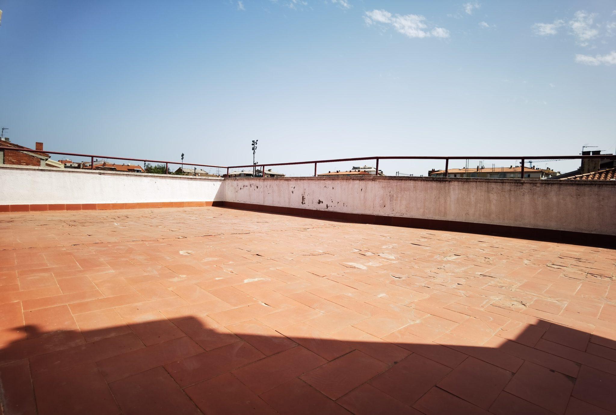 ESPECTACULAR CON TERRAZA DE 45 M²